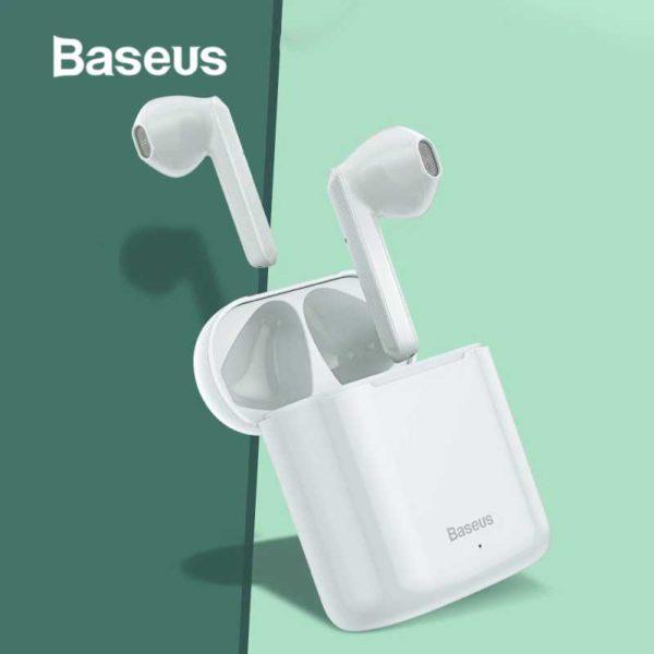 Беспроводные наушники Baseus W09 TWS
